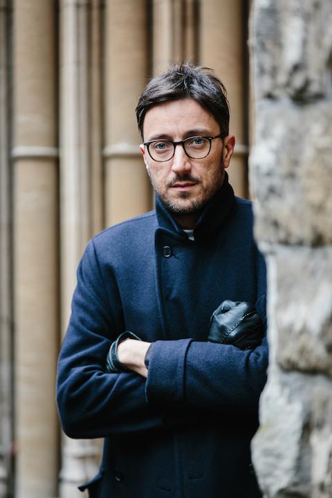 Portrait of Alessandro Agazzi