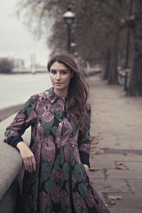 Portrait of Alessia Pasin