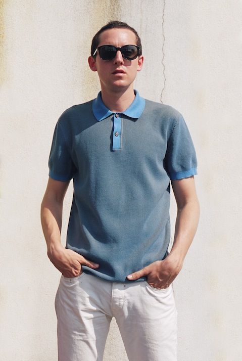 Alex Orley of Orley knitwear