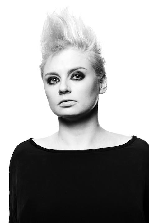 Fashion designer Alexandra Harper