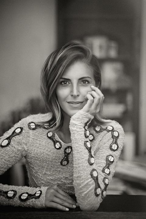Portrait of Alice Carli