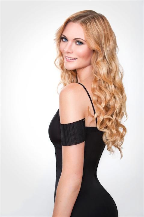 Portrait of fashion designer Althea Harper