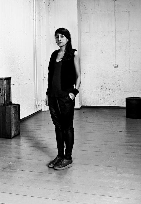 Shoe designer Andrea Reschia