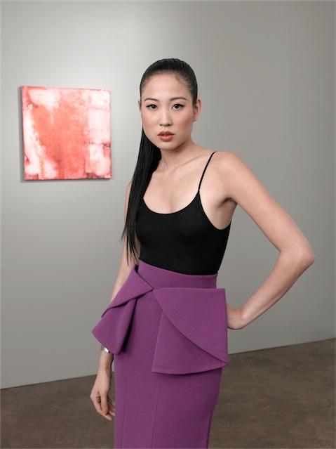 Portrait of Angela Pham