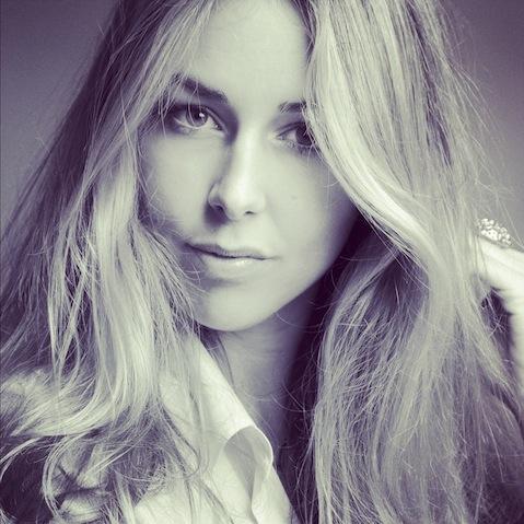 Portrait of stylist Angie Smith