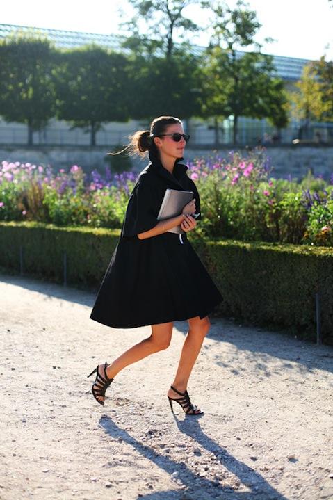 Fashion stylist Anna Bromilow