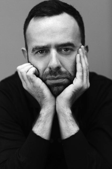 Brendan Mullane of Brioni
