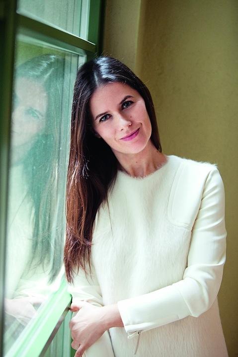 Barbara Sekirnik is the editor of Elle Slovenia