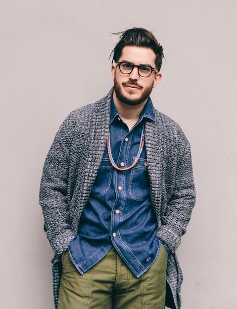 Portrait of Christian Kimber