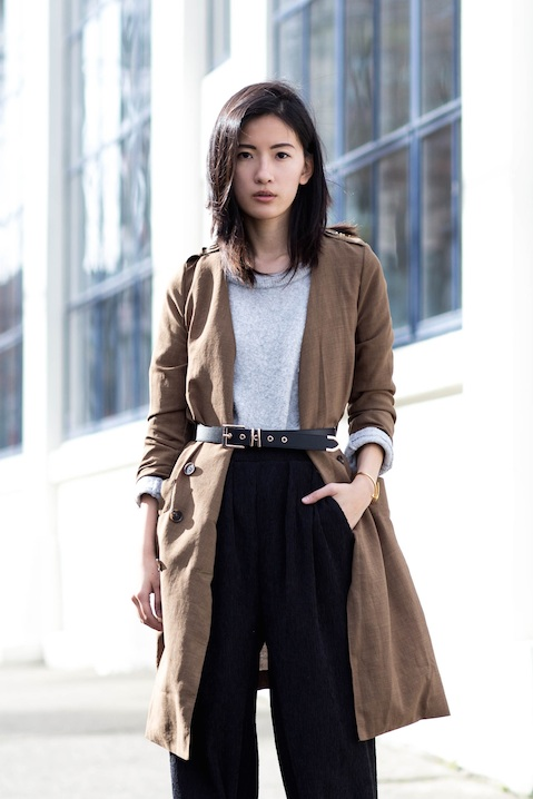 Portrait of Claire Liu of Von Vogue