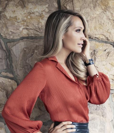 TV personality Erika Heynatz