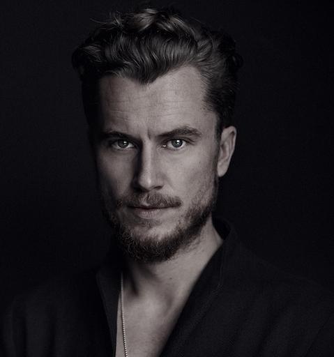 Portrait of Esben Leschly Blegvad