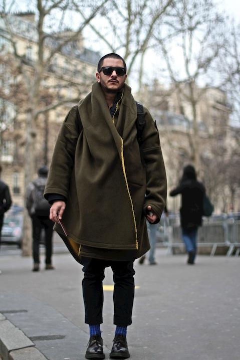 Portrait of fashion blogger Filep Motwary