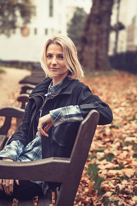 Portrait of Fiona Joseph