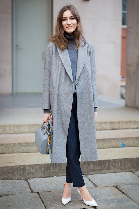 Portrait of fashion stylist Giorgia Tordini