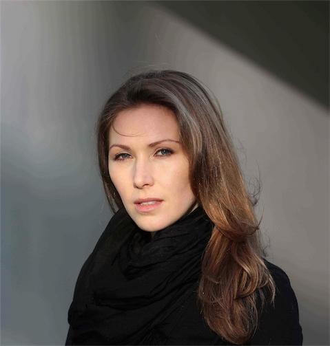 Portrait of fashion designer Jaida Hay