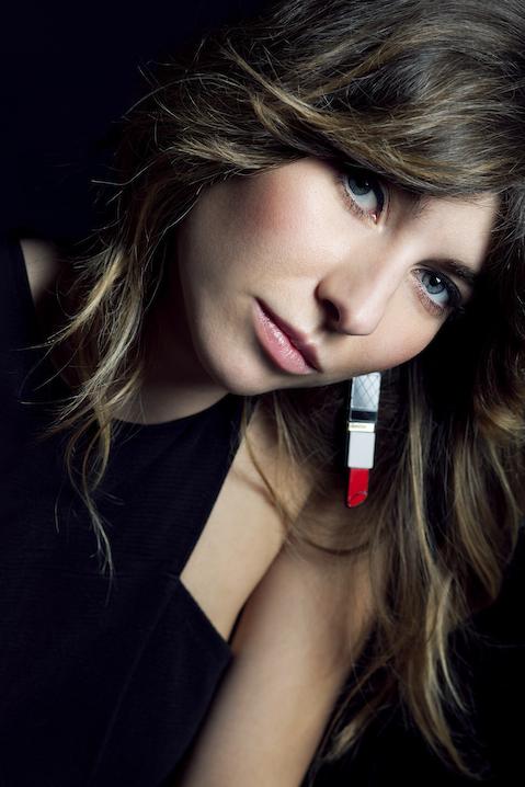 Russian fashion designer Julia Kalmanovich