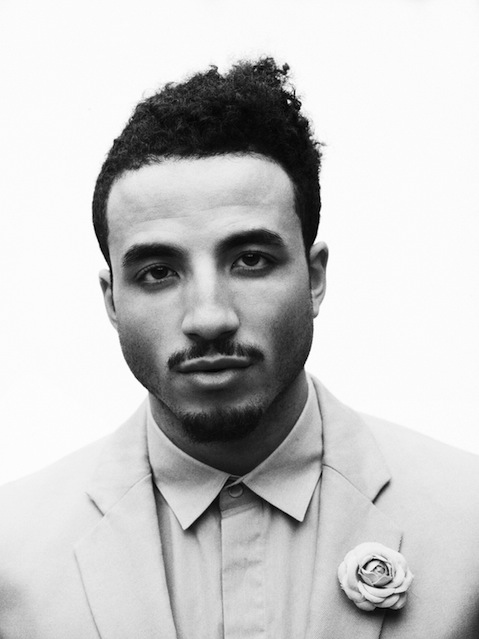 Swedish singer and musician Kim Cesarion