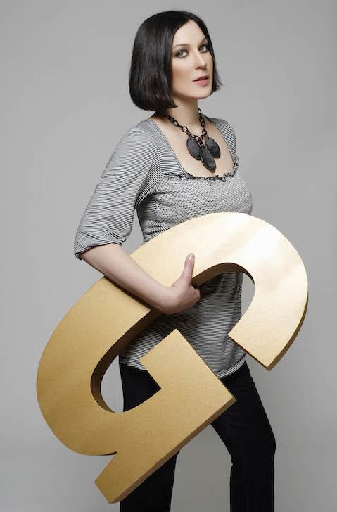 Krisztina Maroy of Glamour Magazine