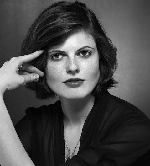 Portrait of jewelry designer Lauren Adriana