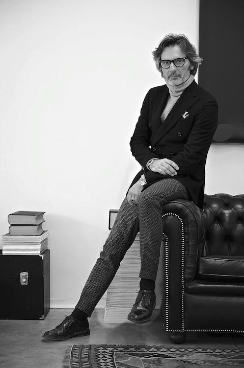 Portrait of Marco Zambaldo