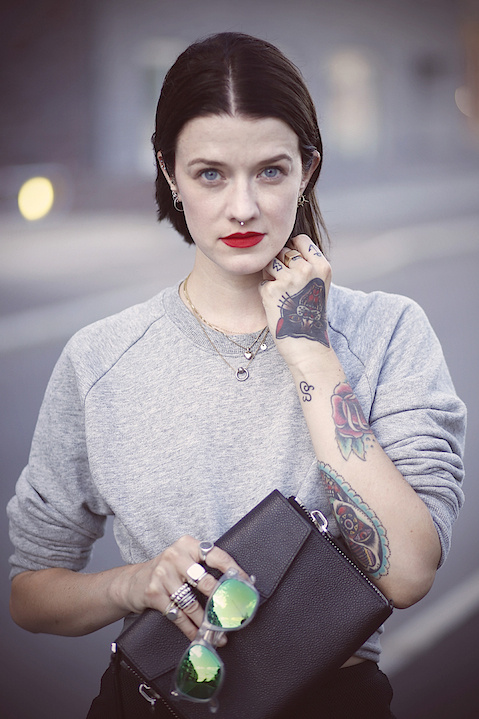 Portrait of Marianne Theodorsen of Style Devil