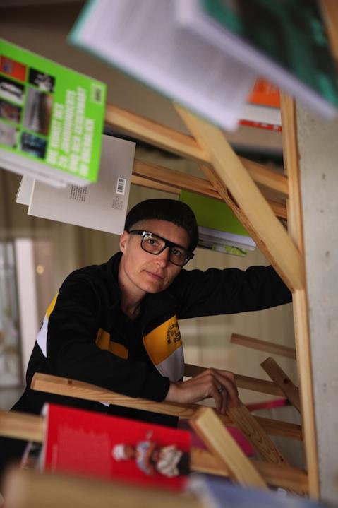 Industrial designer Matali Crasset