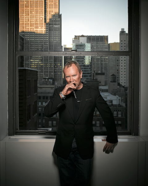 Portrait of Michael Kors by Douglas Friedman
