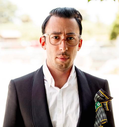 Portrait of Michael Phillips Moskowitz