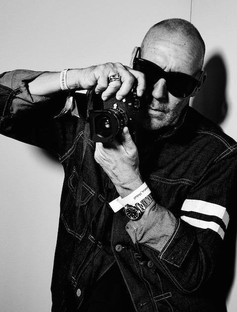 Portrait of Michel Comte