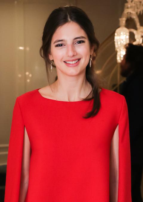 Portrait of Natalya Poniatowski of LuxCartel