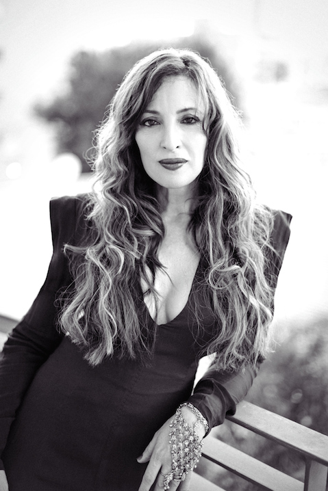 Portrait of Pnina Fenster of Glamour Magazine