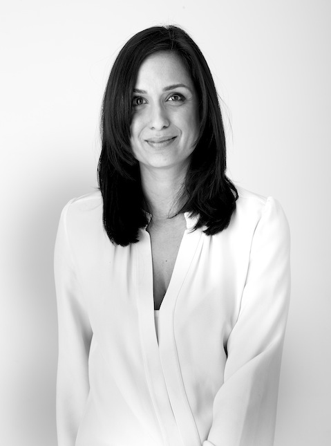 Portrait of fashion consultant Roopal Patel