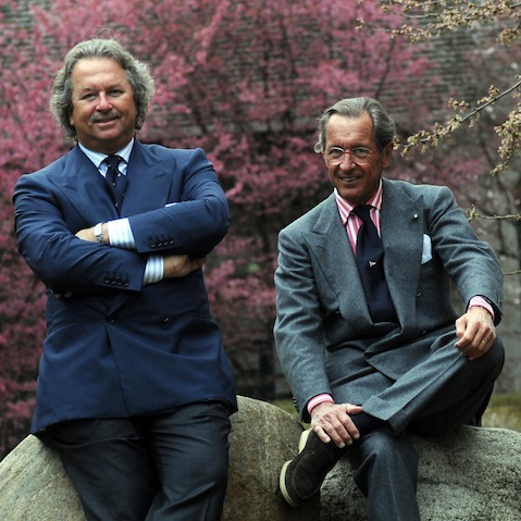 SERGIO AND PIER LUIGI LORO PIANA