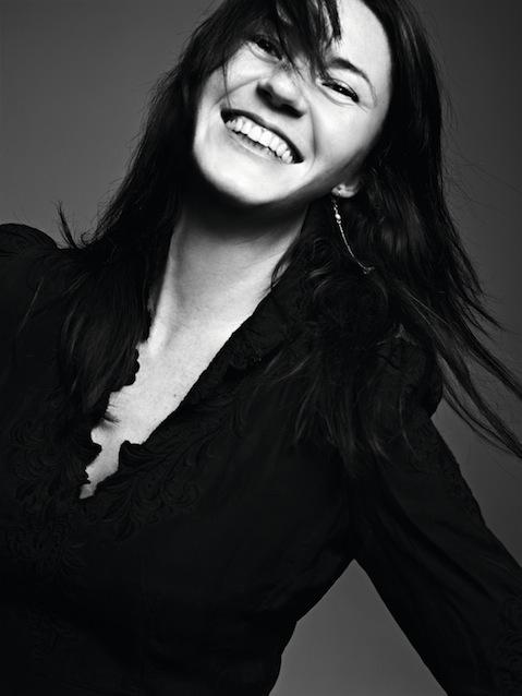 Sabine Geurten of Glamour Magazine Netherlands