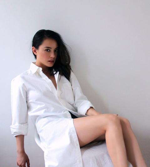 Portrait of Samantha Duenas, also known as DJ So Super Sam
