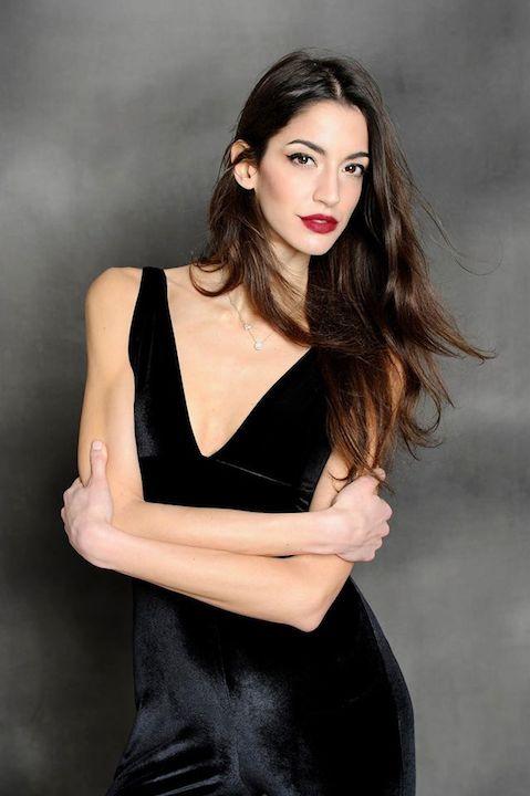 Portrait of Sara Nicole Rossetto