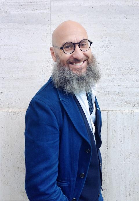 Sergio Colantuoni of Caruso