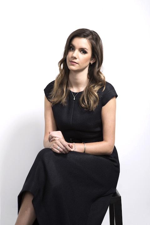 Portrait of Sophie Lomax