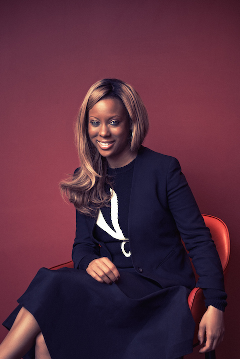 Portrait of Stephanie Horton of Farfetch