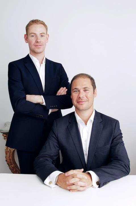 Tobias Kormind and Vadim Weinig