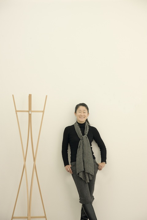 Interior designer Tomoko Azumi