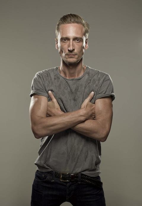 Portrait of Vadim Galaganov of GQ Russia