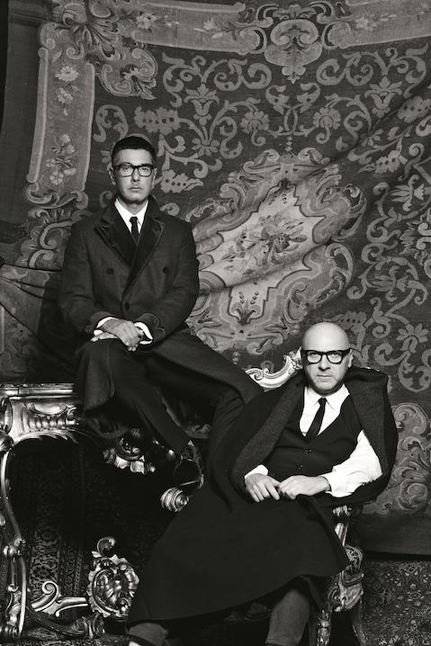 Portrait of Dolce & Gabbana