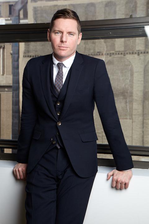 Portrait of attorney Douglas Hand