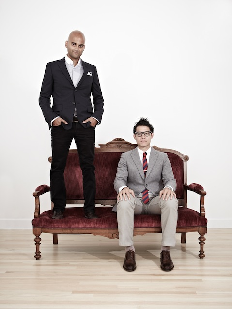 Pranav Vora and Philip Soriano of Hugh and Crye