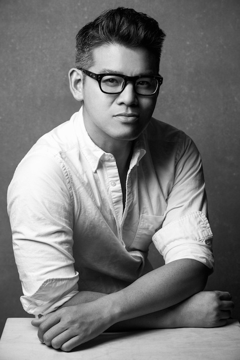 Portrait of fashion designer Peter Som