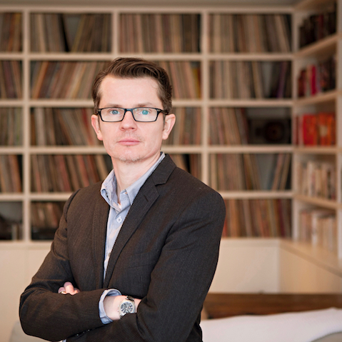 Portrait of Rob Wood, founder of Music Concierge