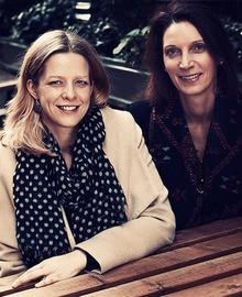 Sarah McVittie & Donna Kelly