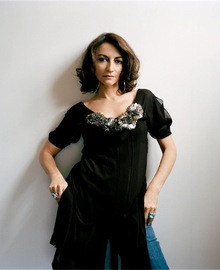 Globetrotter: Nathalie Rykiel